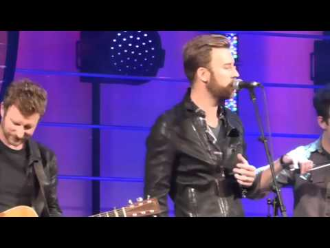 "Dierks Bentley,Charles Kelley and Eric Paslay Live ""The Driver"""