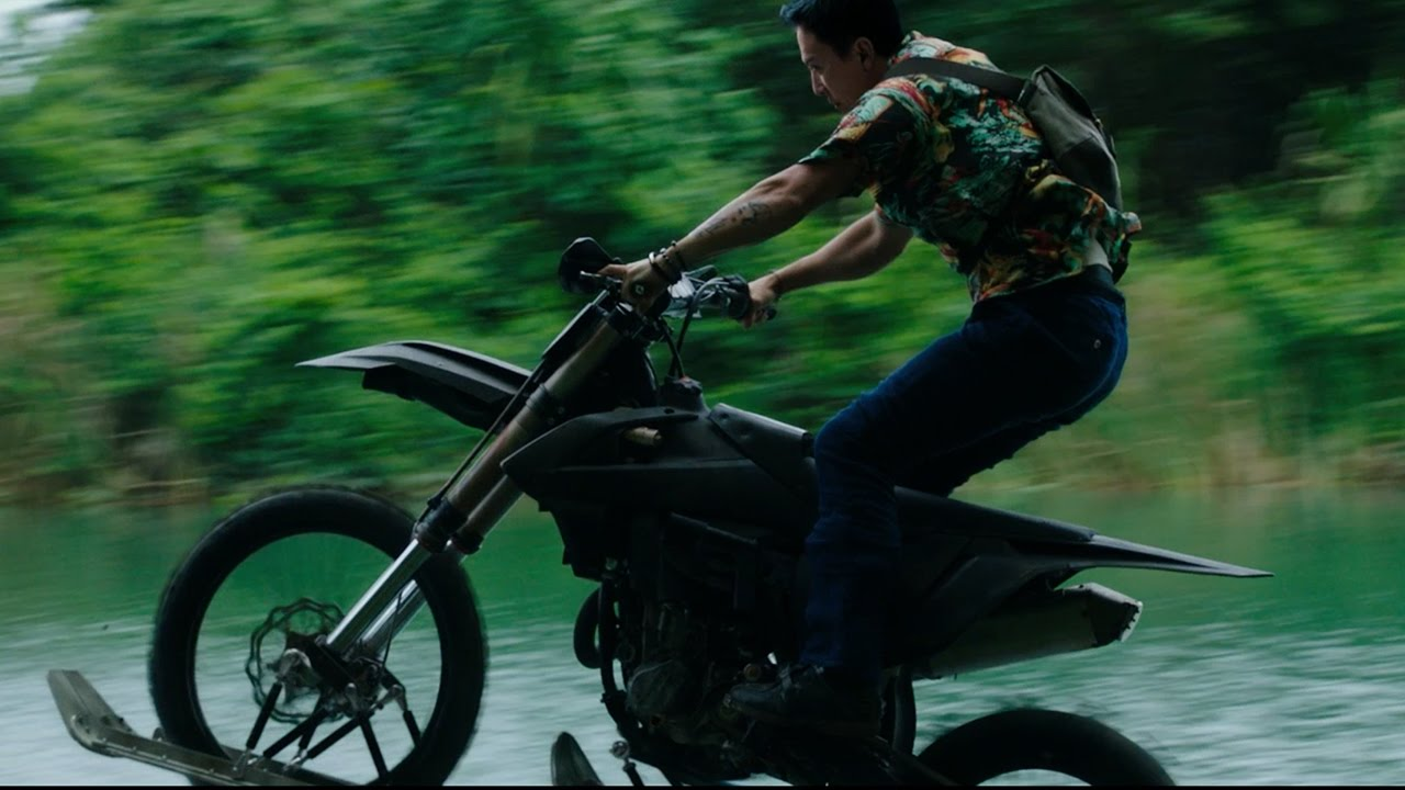 "xXx: Return of Xander Cage (2017) - ""Motorcycle Chase"" Clip - Paramount Pictures"