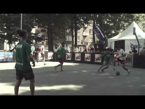 European street soccer 4vs4 Championship 2014 RECAP