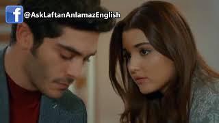 Ask Laftan Anlamaz - Episode 18- Part 17 - English Subtitles