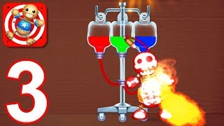 kick the buddy gameplay walkthrough part 3 all liquids and sports weapons ios