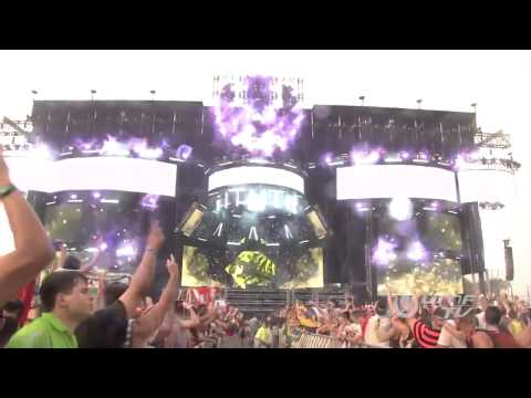 Oliver Heldens - Gecko live @Ultra Miami 2015