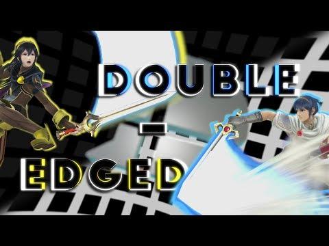"""SSB4 Lucina/Marth Dualtage - """"Double-Edged"""" by DMG zVirusz & AgOnePlus"""
