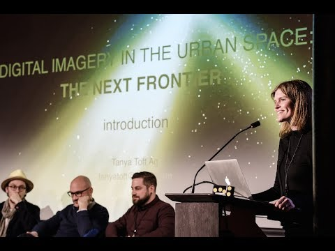 Digital Imagery in the Urban Space | MUTEK_IMG 2018