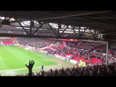 Nottingham Forest 2-2 Derby | Mull Of Kintyre