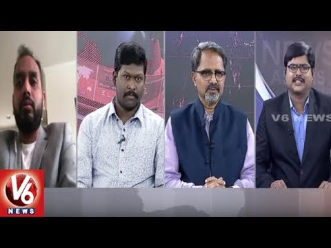 Special Discussion On Trump Administration's H-1B Visa Norms And Its Effects On Indians | V6 News