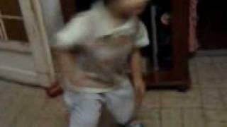 khalil bailando