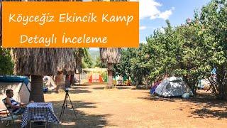 Kamp İnceleme #4 Ekincik Camping