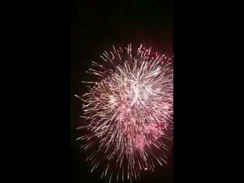 Pendleton, OR 2018 4th of July Fireworks