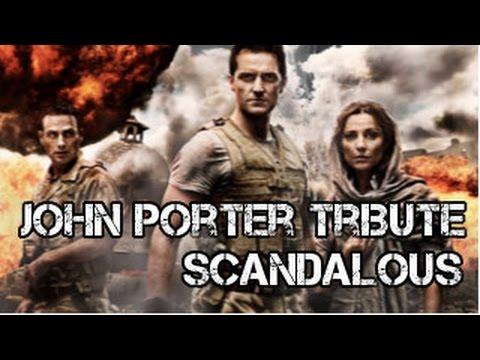 John Porter - Scandalous (Strike Back Tribute - Richard Armitage)