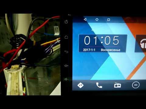 Одна из лучших 2DIN магнитол на Android - Wide Media MT7001