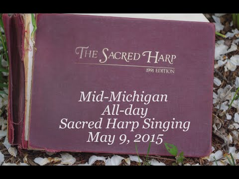 2015 Mid-Michigan All-Day Sacred Harp Singing