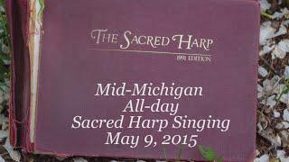 2015 Mid-Michigan All-Day Sacred Harp Singing