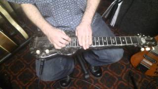 Lap Steel Guitar Lesson - C6 - Country, Blues, Western Swing