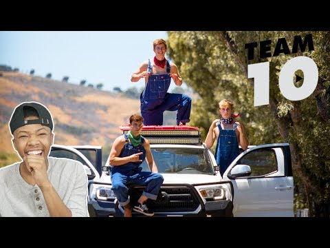 Jake Paul - Ohio Fried Chicken feat. Team 10 (Official Music Video) Reaction