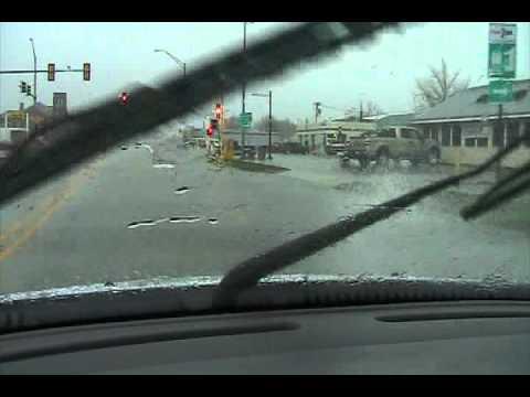 Mahomet, IL tornado November 14, 2011 stormchase