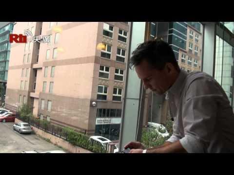 【央廣德語】RTI Taiwan Inside - Deutscher Designer in Taipei – Reportage德國設計師石奇歐