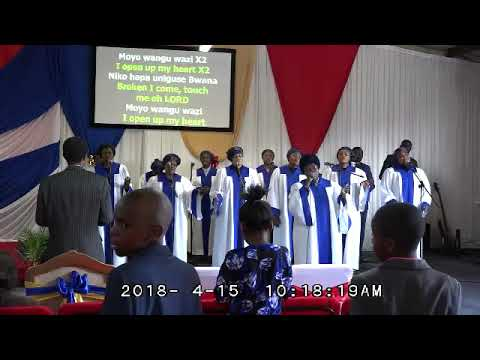 MINISTRY OF REPENTANCE AND HOLINESS AUSTRALIA - WORSHIP TEAM 05