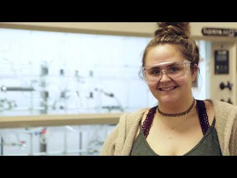 Julia Brown '19 — Greener Fuel through Chemistry