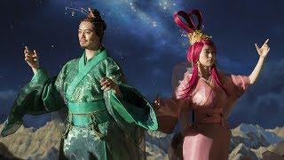 俳優の斎藤工とモデルで女優の泉里香が出演する求人サイト「Indee...
