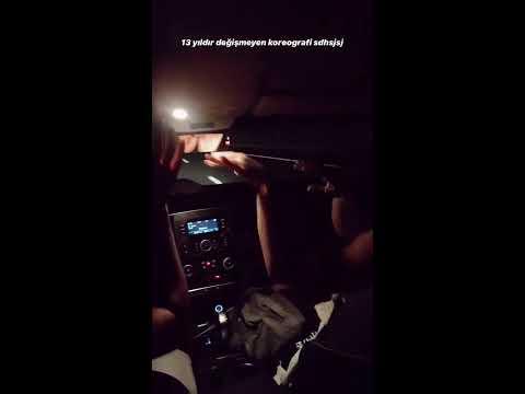 Gece Araba Snap Uçuyoruz😂