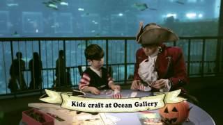 Spooky Seas at S.E.A. Aquarium | Halloween Fun for Family