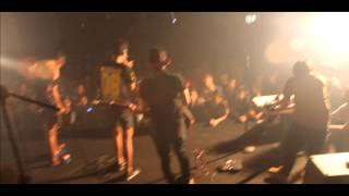 senDOGarpu   Intro + I'm made of wax larry what are you made of ( A DAY TO REMEMBER COVER ) Live !!