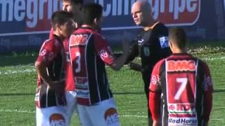 São Caetano 1 x 0 Joinville - Gol - Campeonato Brasileiro Série B 2012 [14/07/12]