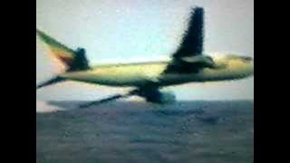 Ethiopia Flight 961 crashes In To The Sea