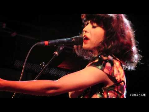kimbra - call me (live from the troubadour) 4/17/12