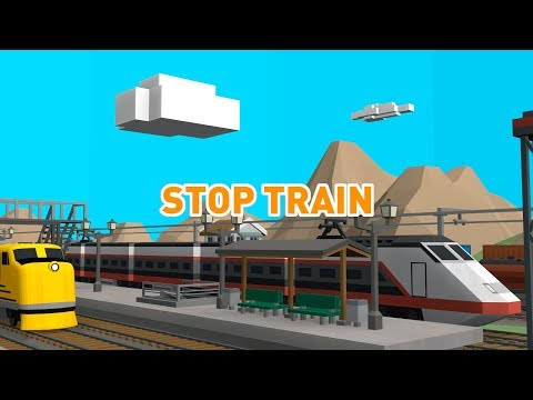 Stop Train 홍보영상 :: 게볼루션