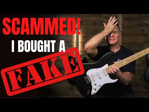 How to Tell if a Fender Stratocaster is Real or Fake  Don&39;t Get Scammed!