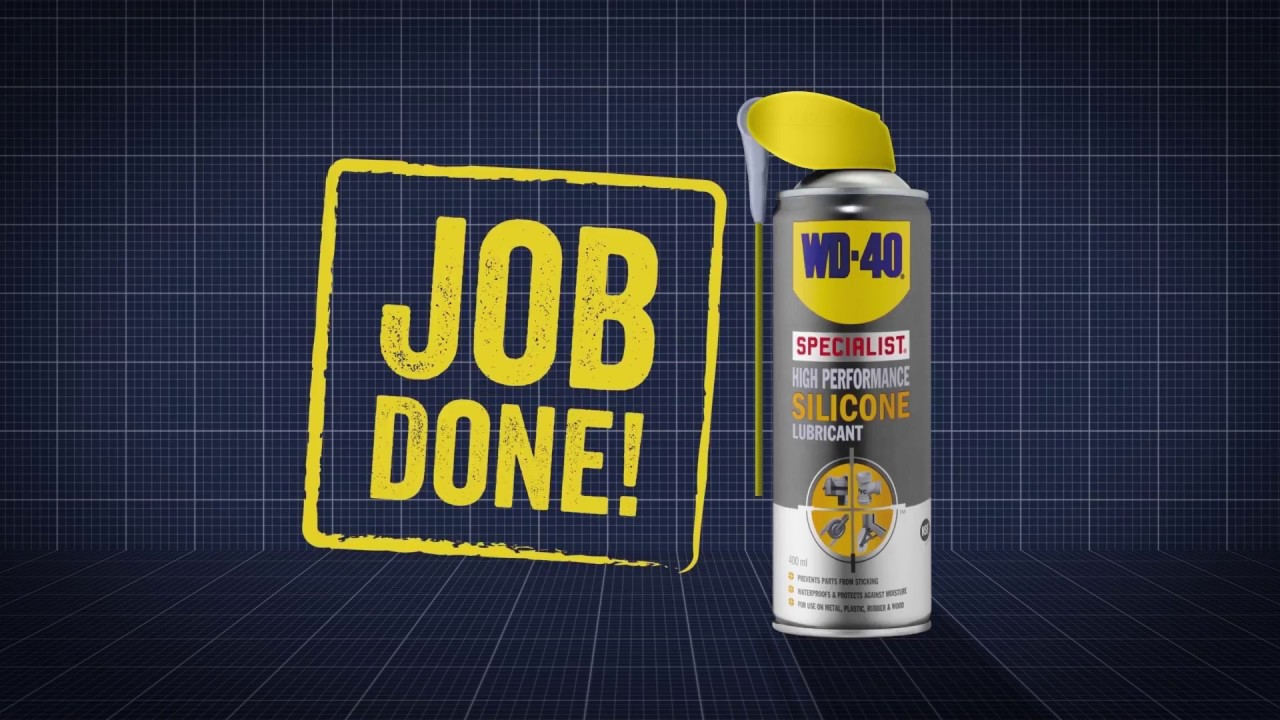 WD-40 Specialist High Performance Silicone Lubricant - WD-40 UK