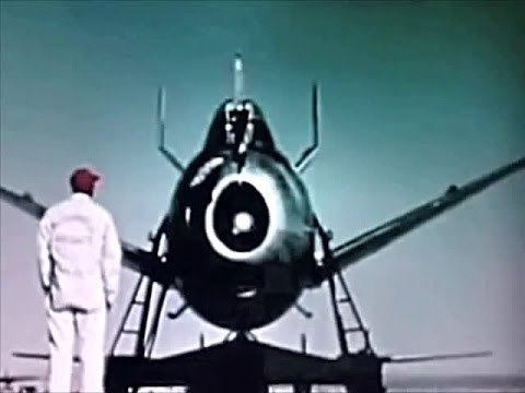 Experimental Jet Fighter: XF-85 - 1949 - CharlieDeanArchives / Archival Footage