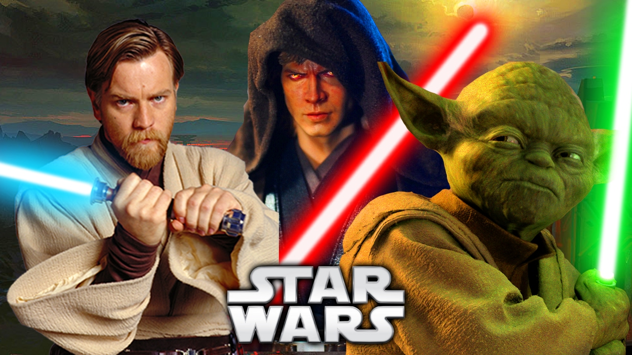What If Yoda Went To Mustafar With Obi Wan To Kill Anakin In Revenge Of The Sith Star Wars Theory Youtube