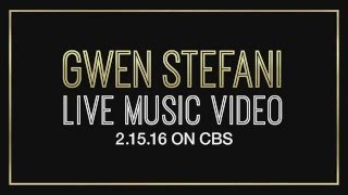 Gwen Stefani Live Music Video Promo Clip