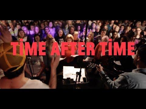 Choir! Choir! Choir! Sings Cyndi Lauper Time After Time