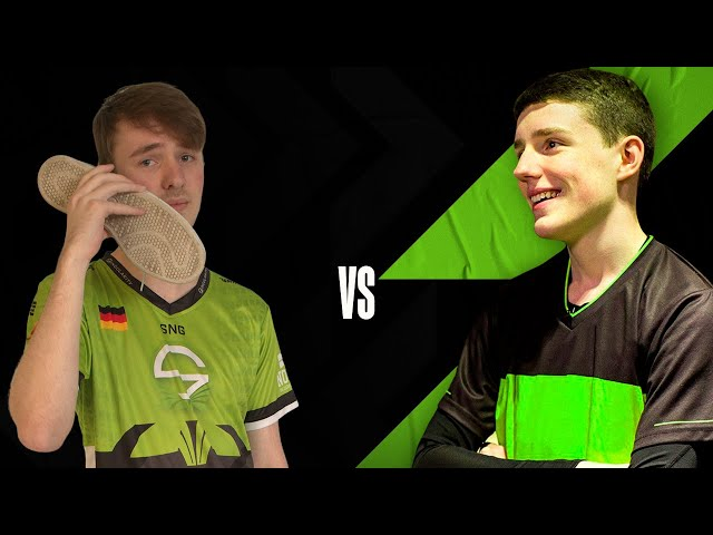 Team Singularity Rocket League | Show match Godsmilla vs Scrub Killa
