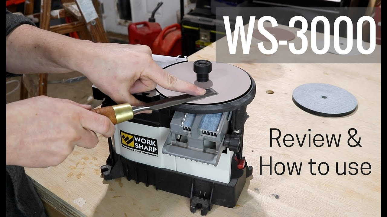The Best Way To Sharpen Your Woodworking Tools Ws 3000 Youtube