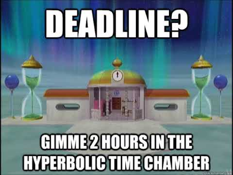 HyperBolic time Chamber Subliminal REALLY POWERFUL