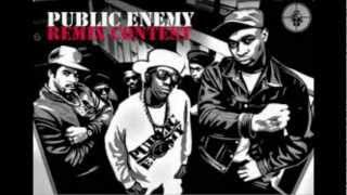 PUBLIC ENEMY harder than you think