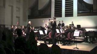 Cardiff University Brass Band & Richard Evans - Rainy Day in Rio