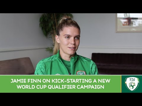 INTERVIEW | Jamie Finn on kick-starting a new World Cup Qualifier campaign