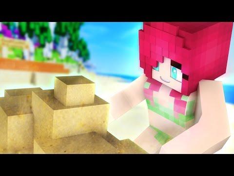 Friendship is Sandcastles! | Love ~ Love Paradise MyStreet [S2:Ep.4 Minecraft Roleplay]