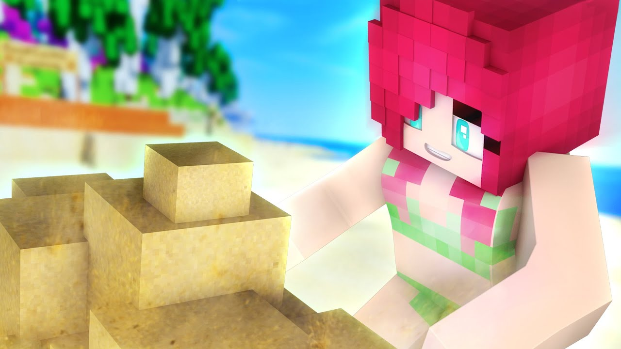 Love~Love Paradise MyStreet [S2Ep.4 Minecraft Roleplay] , YouTube