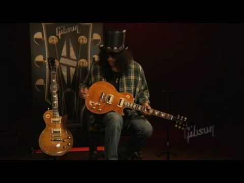 Slash Appetite for Destruction Gibson Les Paul Story - PMT