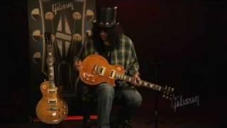 Slash Appetite for Destruction Gibson Les Paul Story - PMT