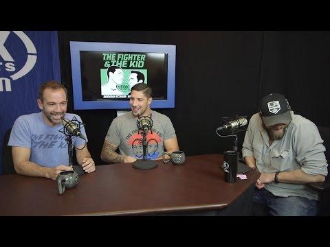 Brendan and Bryan go Hollywood with Joe Carnahan