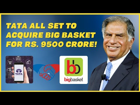Tata Group Acquires 68% Stake in Online Grocery Platform Big Basket   NBB News