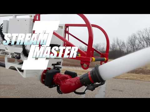 Streammaster Ii Electric Fire Monitor System | 2000 Gpm